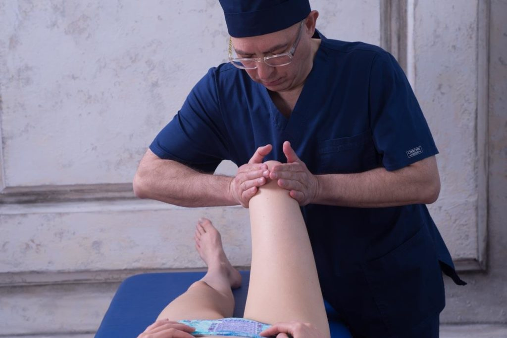 Лечение артроза коленного сустава по Евдокименко
