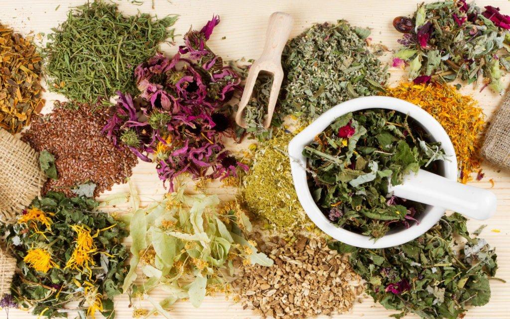 Какие травы полезны при воспалении суставов
