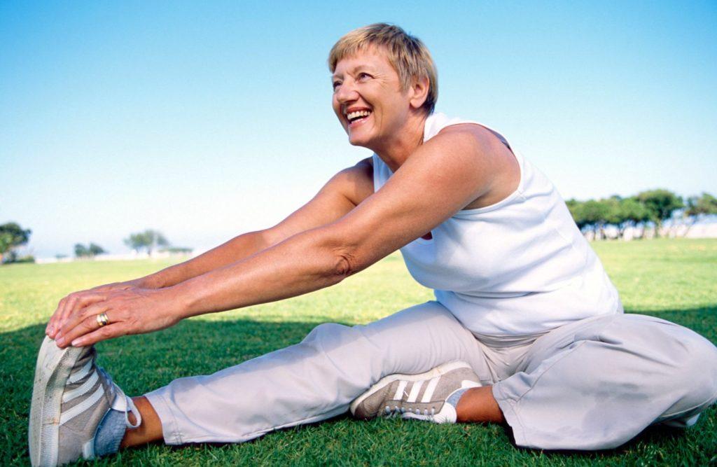 Занятия спортом при артрите