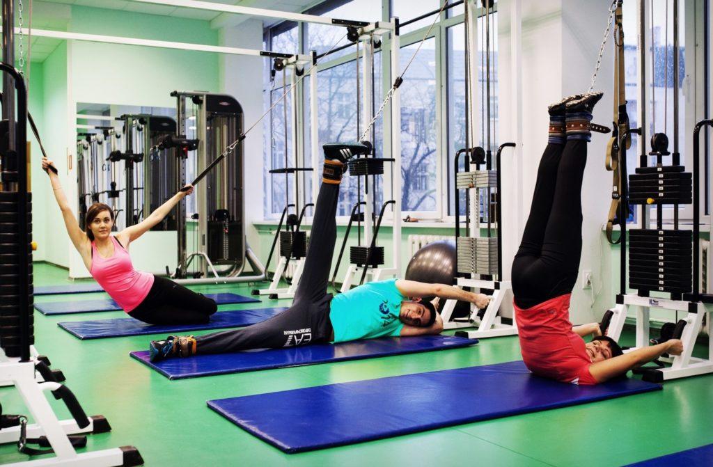 Комплекс упражнений для суставов при артрите по Бубновскому