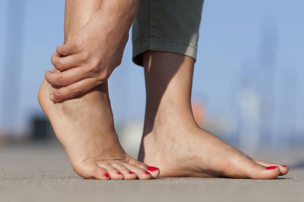 Виды и стадии остеопороза стопы