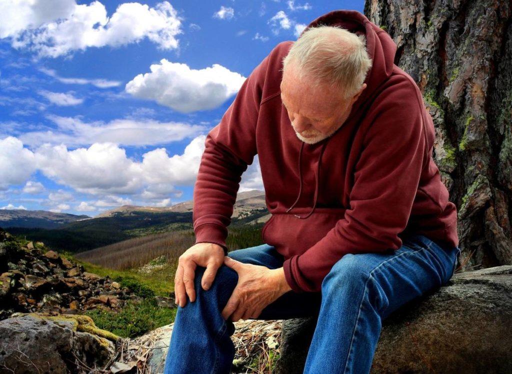 Симптомы остеопороза у пожилых людей