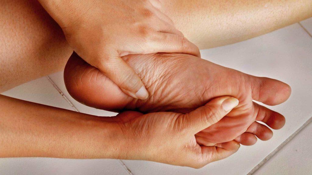 Что такое остеопороз стопы